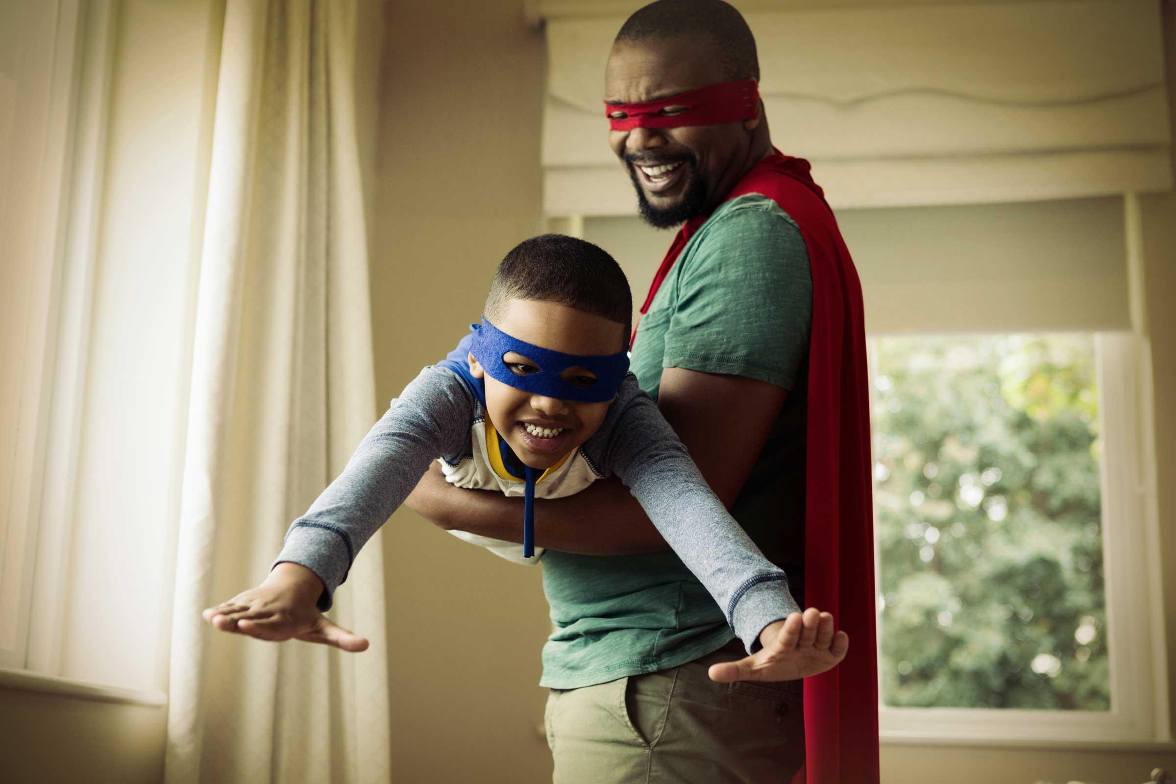Why is the Superhero program important?