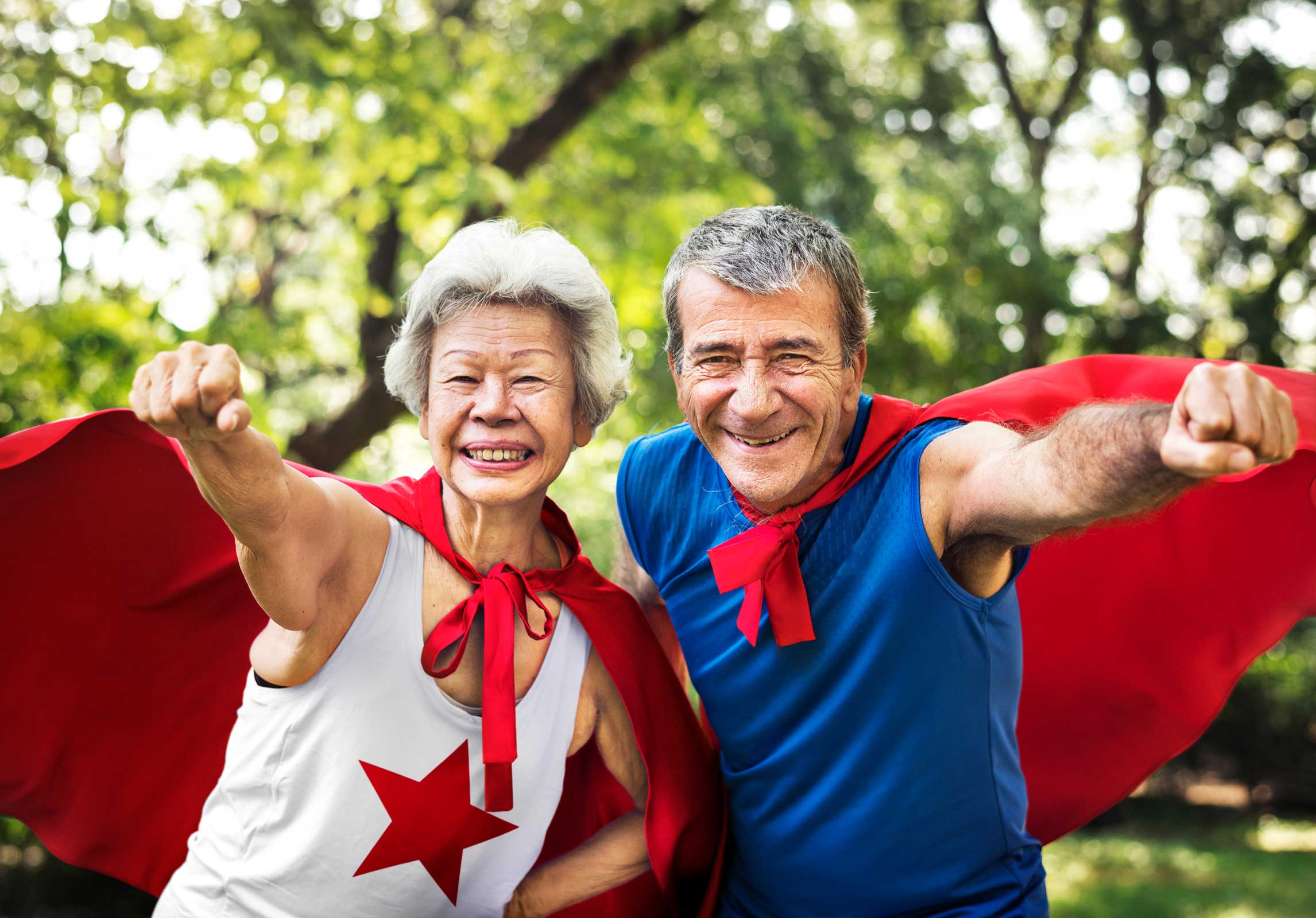 You can be a survivor superhero!
